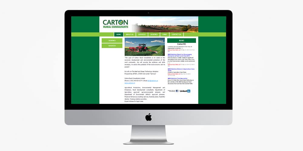 Carton RC Website