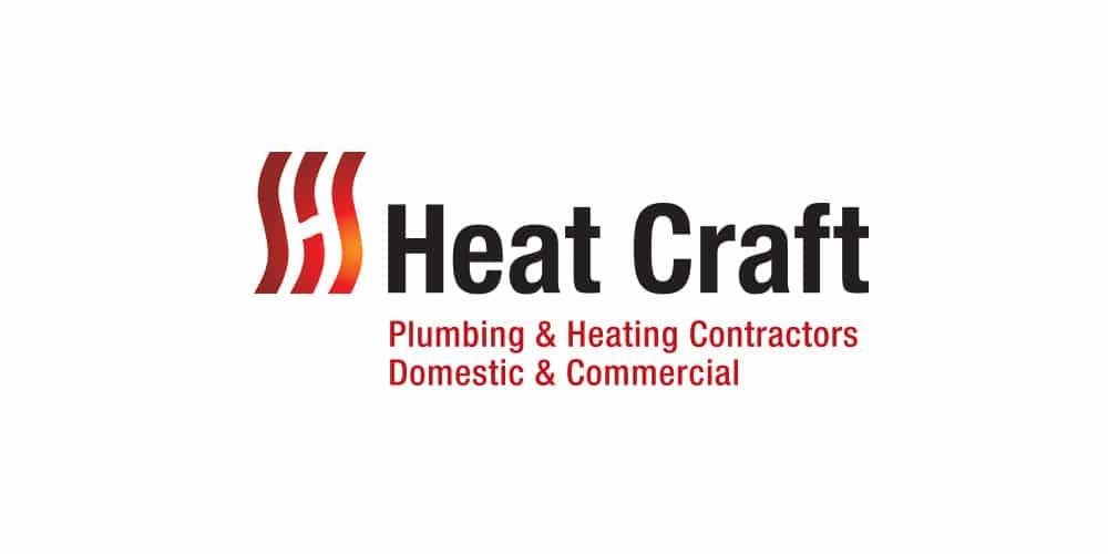 Heat Craft Logo by Mind's I Graphic & Web Design