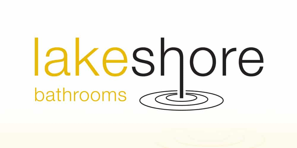 Lakeshore Bathrooms Logo by Mind's I Graphic & Web Design