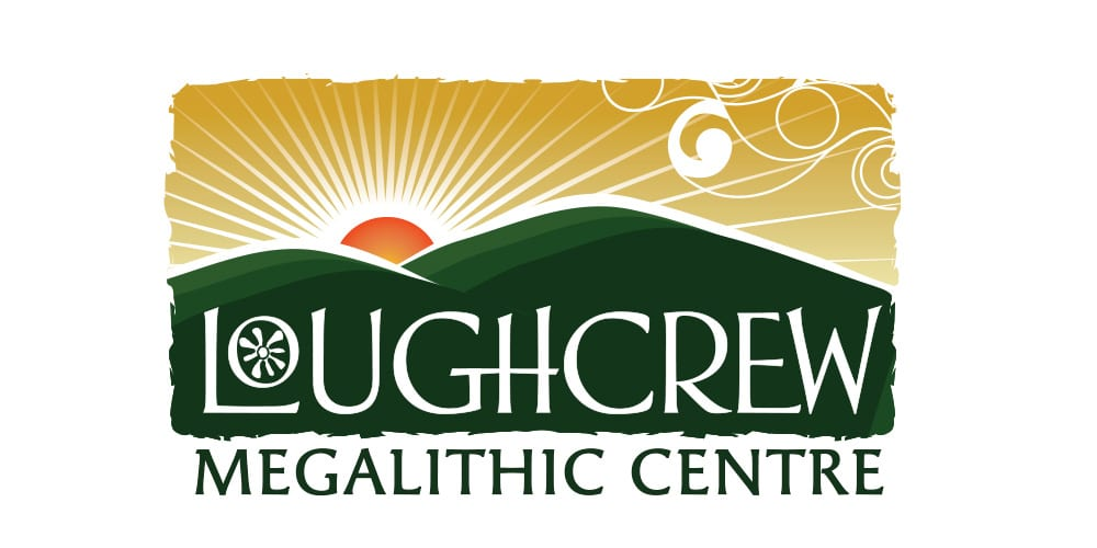 Lough Crew Megalithic Centre Logo Design By Mind's I Graphic & Web Design